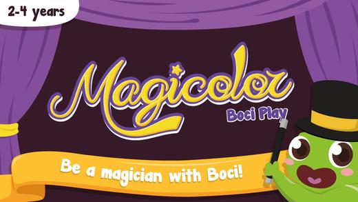Boci Play Magic Colors
