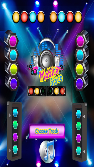 Mobile Disco - DJ Music Disco Lights and Sounds Pro