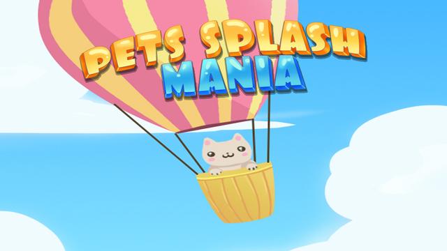 Pets Splash Mania Pro