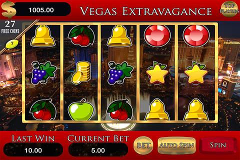 AA Vegas Extravagance Classic Slots screenshot 3