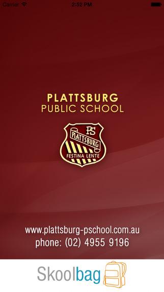 Plattsburg Public School - Skoolbag
