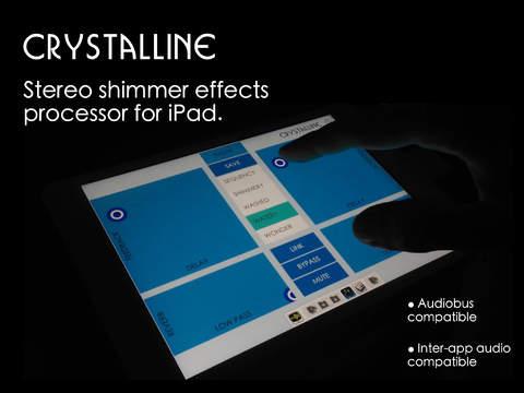 Crystalline - Shimmer Effects Processor