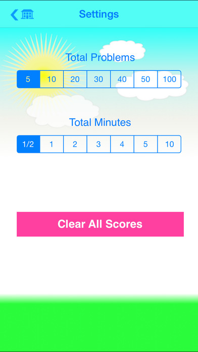 Kids Math Fun~Second Grade iPhone Screenshot 5