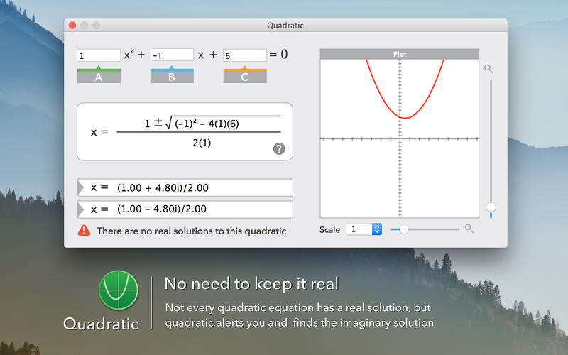 Quadratic Screenshot - 2