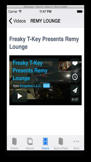 REMY LOUNGE|玩娛樂App免費|玩APPs