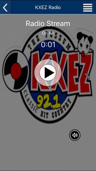 KXEZ Radio