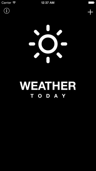 Weather Today - City Weather Conditions and Forecasts for Current Location and Favorite Locations