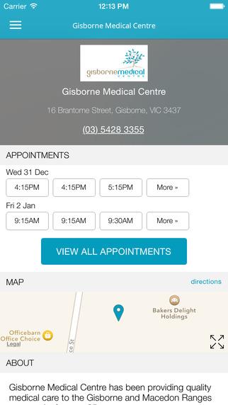 Gisborne Medical Centre