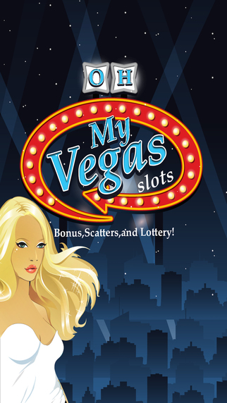 Oh - myVEGAS - slots - Bonus scatters and Casino