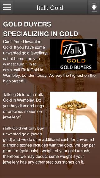 Italk Gold