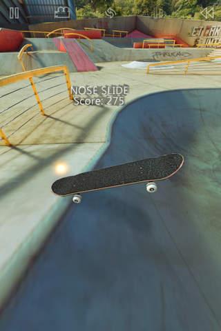iphone True Skate Screenshot 2