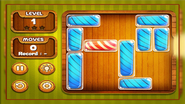 Candy Slide Puzzle Mania