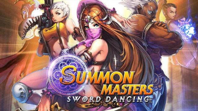 SUMMON MASTERS - Sword Dandcing