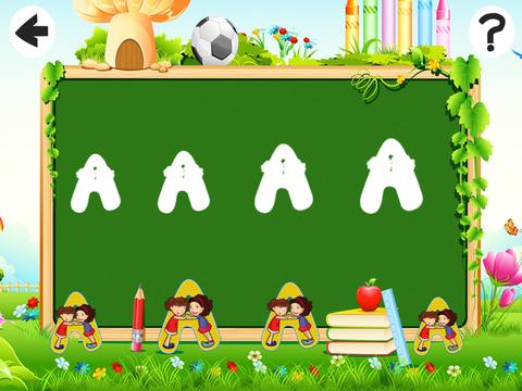 Активный! Калибровка Игра Для Детей, Чтобы Учиться И Играть С Алфавитом