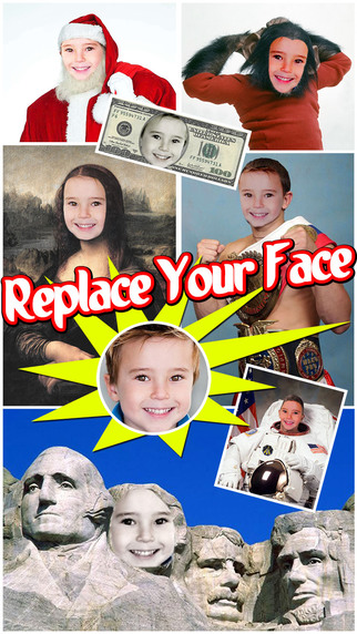 Fun Face Master: Replace your face Swap any body Create a funny photo to prank your friends