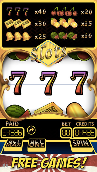 Amazing Slots - Free Casino Game