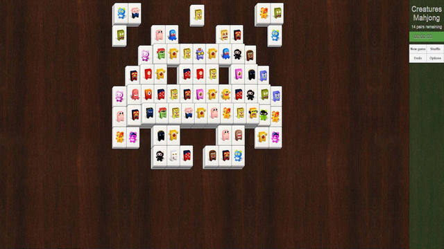 Mahjong Solitaire - Fun with Solitaire