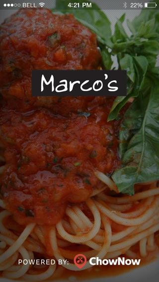 Marco's Trattoria