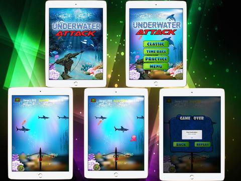 玩免費遊戲APP|下載Underwater Attack app不用錢|硬是要APP