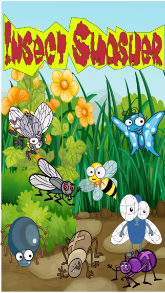 Insect Smasher Game