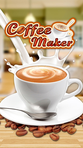 Coffee Maker - Homemade Drink Making Game
