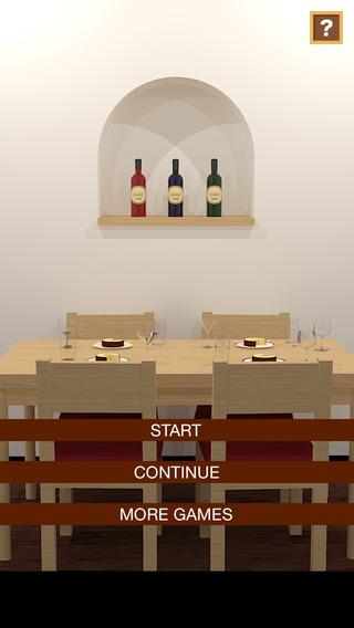 Kitchen Room - room escape game -