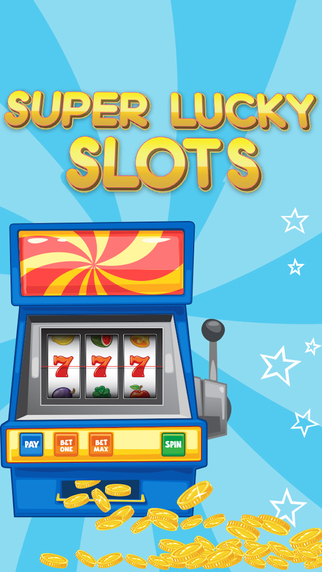 Super Lucky Slots Pro Slots