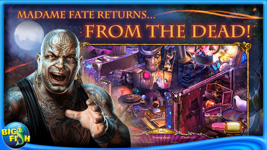 Mystery Case Files: Fate's Carnival - A Hidden Object Game with Hidden Objects