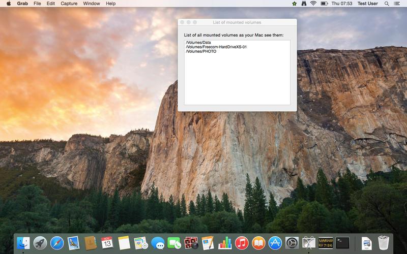 NetDriveStatus Screenshot - 3