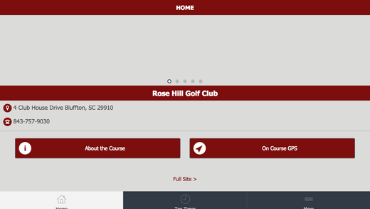 Rose Hill Golf Club