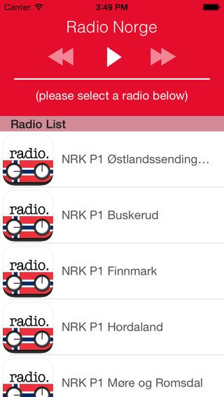 Radio Norge - Norsk Radio Online gratis NO