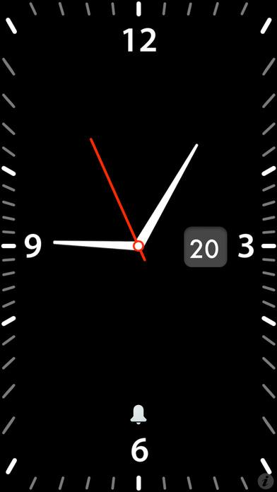 Quick Alarm: часы для док-станции Screenshot