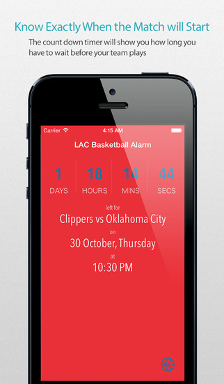 玩免費運動APP|下載LAC Basketball Alarm Pro app不用錢|硬是要APP