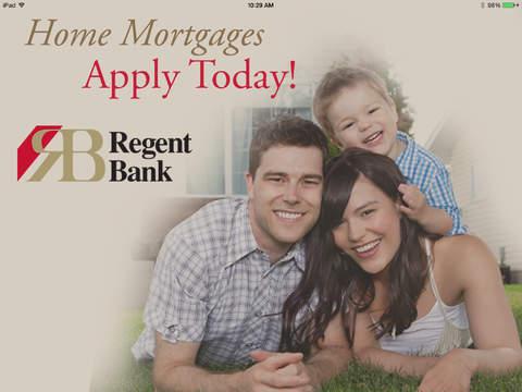 Regent Bank FL for iPad