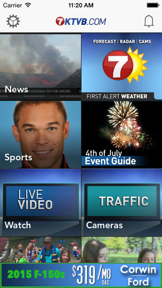 Idaho News Weather from KTVB