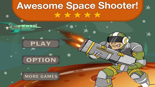 Alien Galaxy Ship Combat Wars FREE - The Space Star Battle Shooter