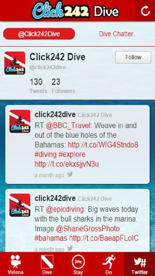 Click242: Dive