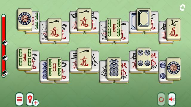Redstone Mahjong Solitaire