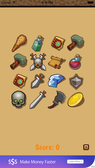 Battle Medieval: Touch Items