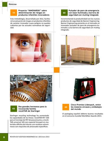 Revista Plásticos 2014
