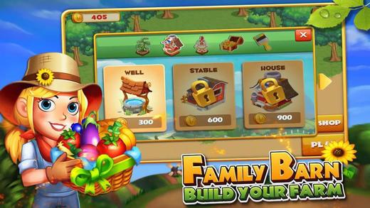 Family Barn Build Your Farm
