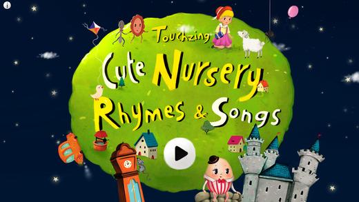 Cute Nursery Rhymes Songs For Kids
