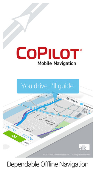 CoPilot Premium France Monaco - GPS Navigation Offline Maps Traffic