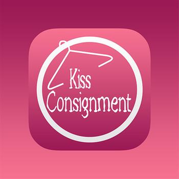 Kiss Consignment 1.0 LOGO-APP點子