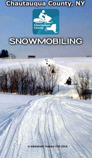 Snowmobiling Chautauqua County