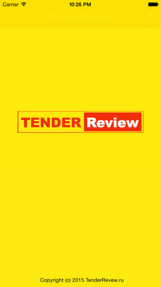 TenderReview
