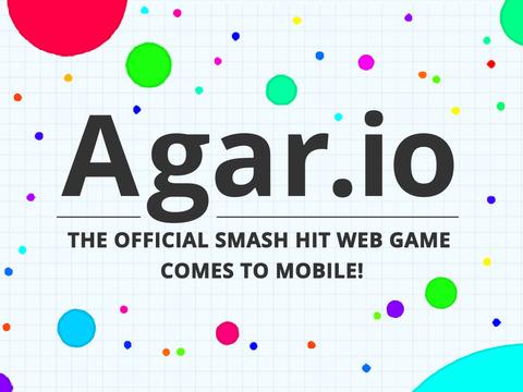 Screenshots of Agar.io for iPad