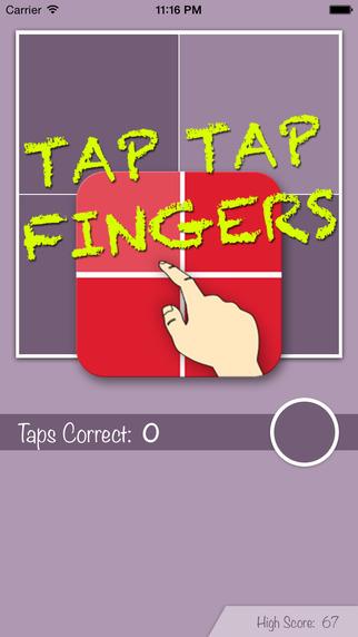 Tap Tap Fingers