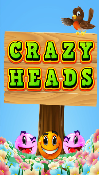 Crazy Heads Game