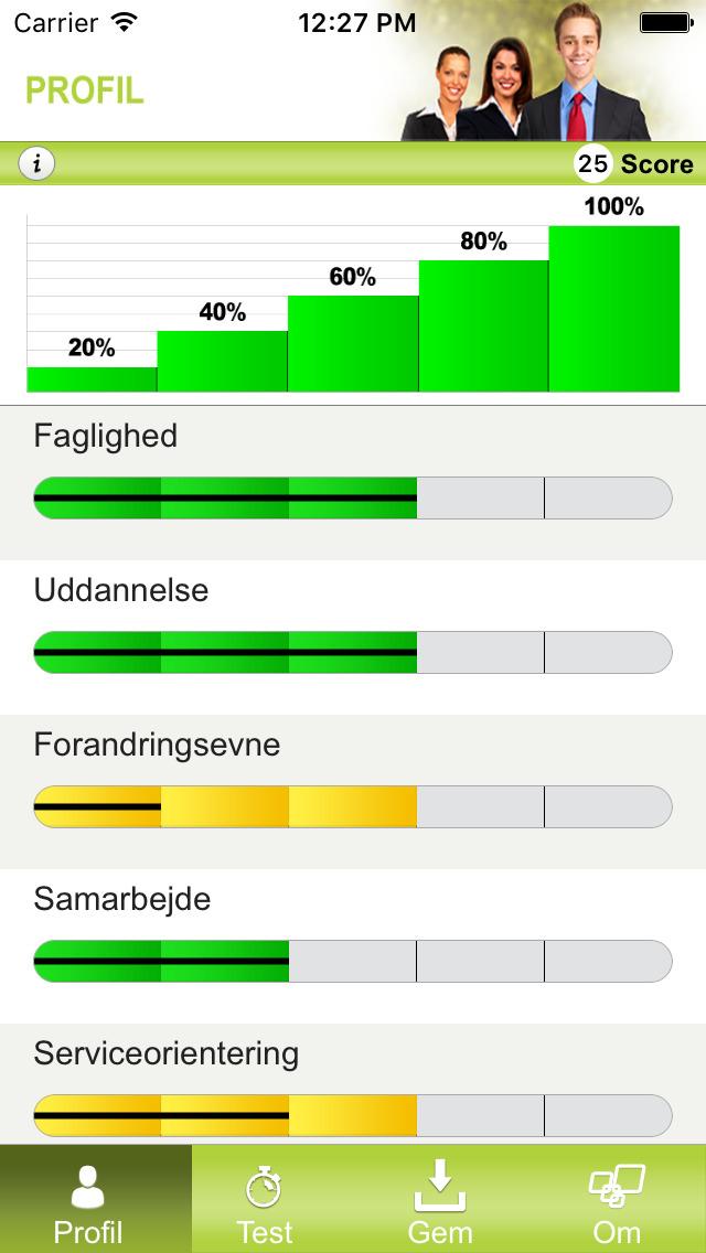 Danish coupons app